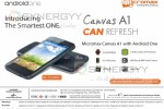 Micromax Canvas A1 for Rs. 15,990/- from Metropolitan