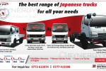 Mitsubishi and Fuso Lorries and Trucks in Sri Lanka