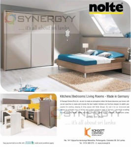 Nolte Kitchen, Badroom and Living Room by Made in Germany from Konsept Centro