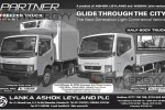 Partner Half Body Trucks and Freezer Trucks in Sri Lanka