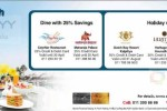 Seylan bank Dine in and Holiday Promotion still 31st August 2015