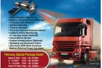 Track your vehicle fleet in real time with GPS Fleet Management Solutions