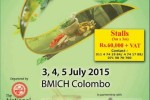 Ayurveda Expo 2015 at BMICH on 3rd to 5th July 2015