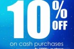 10% off @ Cool Planet from 4th to 18th July 2015