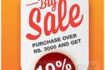 10% off on all Items @ Fashion Bug Negombo – Till 17th July 2015