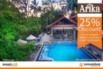 25% Discount @ Arika Hotel for Sampath Bank