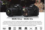 Canon EOS 5Dsr & EOS 5Ds Camera Prices in Sri Lanka