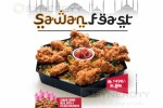 KFC Sawan Feast for Rs. 1,490/-