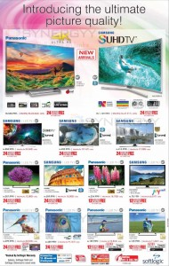 TV Prices in Sri Lanka – August 2015