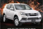 Isuzu MU X Review & Price in Sri Lanka