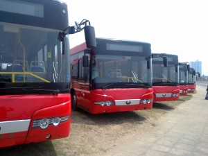 SLTB ultra luxury passenger bus