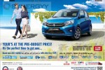 Brand New Suzuki Celerio 2017 for Rs. 3,038,000/- Upwards