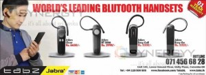 High Quality Bluetooth Headset from Tabz – Price starting from Rs. 2,990/-