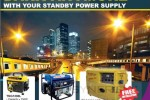Tiger Generators in Sri Lanka – Rs. 18,100/- upwards