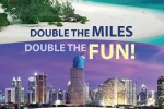 Double FlySmile when you Fly to Seychelles & Jakarta – Book before 31st Jan 2016