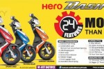 Hero Dash – New motor Scooter from Hero Motors