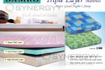 Damro Triple Layer Mattress for Rs. 7,900/-