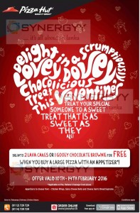 Valentine's Day Pizza Hut Promotion