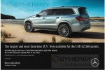 7 seat Mercedes-Benz GLS 350 Diesel for USD 62,500 Permit