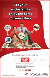 Pan Asia Bank Salary Saver