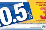 10.50% highest Interest rate for 3 Month Fixed Deposits from HNB