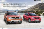 AMW introduce Renault Kwid and Renault Duster in Sri Lanka; Price starting from Rs. 2,750,000/- April 2017