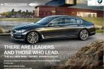 BMW 7 Series Now available for USD 62,500 – Parliamentary Member's Permit