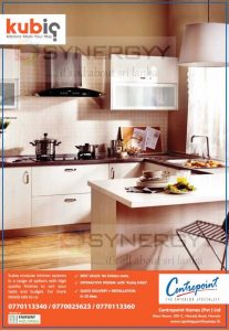 Kubiq Kitchen System - Centrepoint