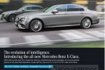 Mercedes-Benz E-Class (W213) now available for Rs.19.9 Million in Sri Lanka