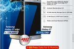 Samsung Galaxy S7 edge & S7 from Dialog Axiata