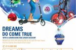 Union Bank Kids Saving Account Gifts