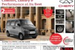 Brand New Chery YOYO Van for Rs. 2,250,000/- from Ideal Motors