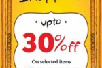 Glitz Super Shopping – Discount Upto 30% off