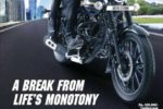 Bajaj Avenger Street 150cc now again in Colombo for Rs. 346,700/-