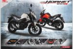 Honda CB Hornet 160R now available for Rs. 405,500/- in Sri Lanka