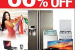 Softlogic Grand Clearance Sale – Discount upto 50% from 26th to 28th August 2016