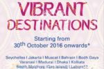 11 New Routes added on Sri Lankan Airlines from 30th October 2016