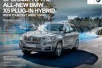BMW X 5 Plug-in Hybrids Now available in Sri Lanka