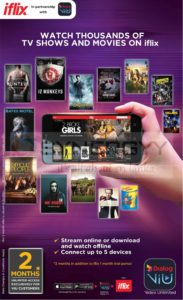 Download Dialog ViU and enjoy free movies for 2 months