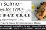 Fresh Salmon Just for Rs. 1,990/- in Sri Lanka