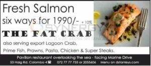 Fresh Salmon Just for Rs. 1,990.00 in Sri Lanka