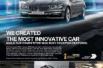 Latest BMW 7 Series (The Most Innovative Car) now in Colombo