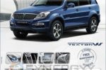 Micro SsangYong RextonW now available for Rs. 8.25 Million Upwards