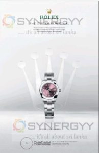 Rolex Oyster Perpetual 31 Now available at Chatham Luxury Watches in Colombo, Sri Lanka