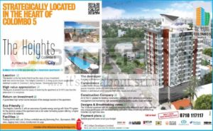 The Heights Colombo 5 – Condominium Apartment by Millenniumcity