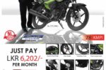 Yamaha Saluto 125cc now available in Sri lanka for Rs. 235,700/-