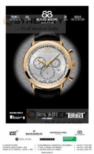 88 Rue Du Rhone Luxury Branded Watches from Turret in Sri Lanka