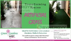 Artificial Grass for Transforming Spaces at your home, office and restaurant