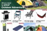 Camping Units and Outdoor Adventures equipment for sale