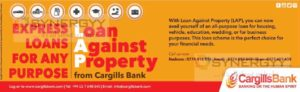 Express Loans for Any Purpose from Cargills Bank